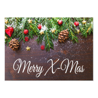 Merry X-Mas Everyone Card