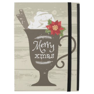 "Merry Xmas Holiday Ice Cream iPad Pro 12.9"" Case"
