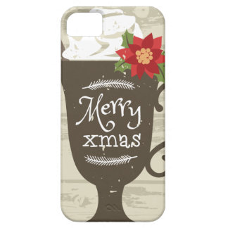 Merry Xmas Holiday Ice Cream iPhone 5 Covers