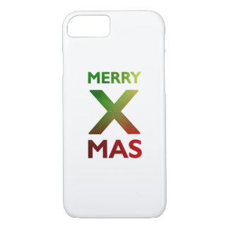 Merry Xmas iPhone 8/7 Case