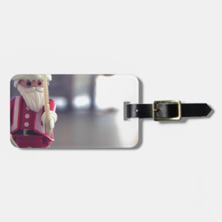 merry-xmas luggage tag