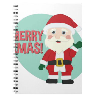 Merry Xmas Notebooks