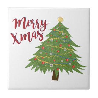 Merry Xmas Tiles