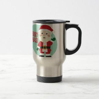 Merry Xmas Travel Mug
