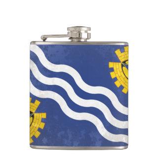 Merseyside Hip Flask