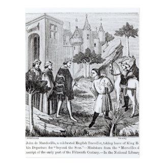 Merveilles du Monde', Postcard