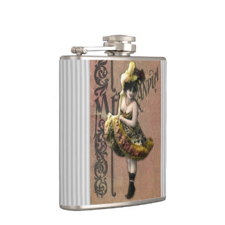 Mes Amis Hip Flask