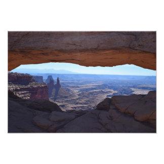 Mesa Arch Photo Print