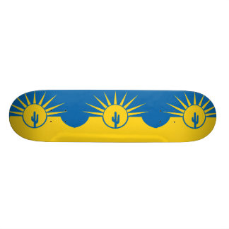 Mesa, Arizona, United States flag Skate Board