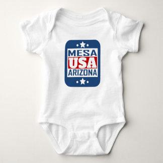 Mesa Arizona USA Baby Bodysuit