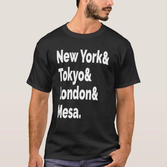 Mesa Hometown T-shirt