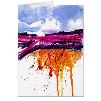 Mesa Purpura Card