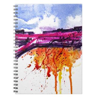 Mesa Purpura Notebooks