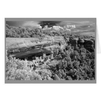 Mesa Verde Cliff Dwellings Card