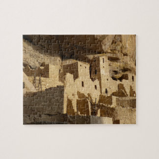 Mesa Verde Cliff Dwellings Jigsaw Puzzle