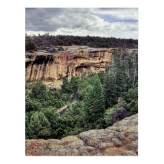 Mesa Verde Cliff Dwellings Postcard