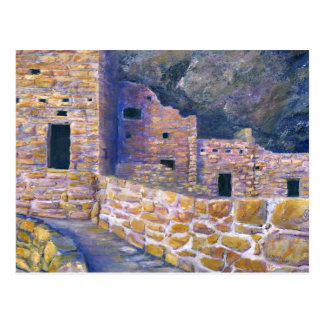 Mesa Verde, Colorado Fine Art Postcard