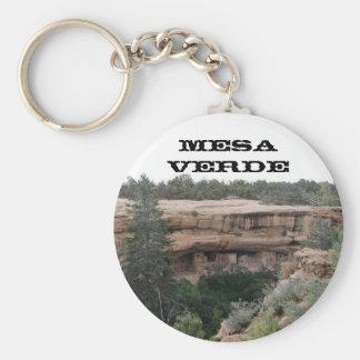 Mesa Verde Key Chain