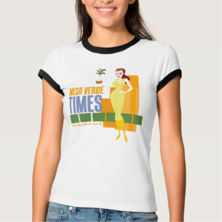 Mesa Verde Times for girls T-Shirt