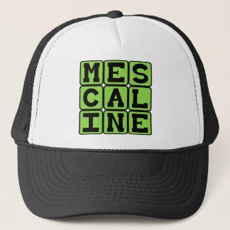 Mescaline, Hallucinogenic Drug Trucker Hat