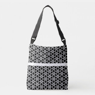 MESH-CHANGABLE BACKGROUND CROSSBODY BAG