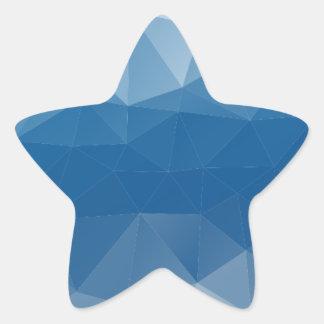 Mesh Star Sticker