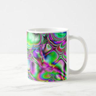 Meshed (psy) coffee mug