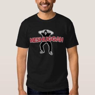 Meshugga - Crazy man cool design (Hebrew humor) T Shirts