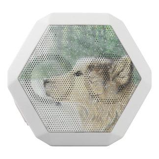 Mesmerized Wolf Speaker