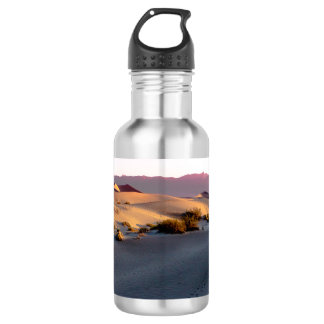 Mesquite Flat sand dunes Death Valley 532 Ml Water Bottle