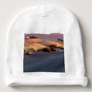 Mesquite Flat sand dunes Death Valley Baby Beanie