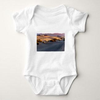 Mesquite Flat sand dunes Death Valley Baby Bodysuit