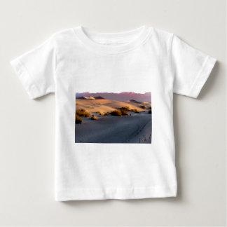 Mesquite Flat sand dunes Death Valley Baby T-Shirt