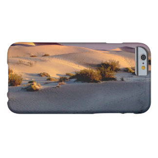Mesquite Flat sand dunes Death Valley Barely There iPhone 6 Case