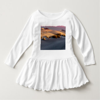 Mesquite Flat sand dunes Death Valley Dress
