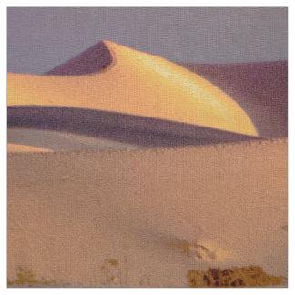 Mesquite Flat sand dunes Death Valley Fabric