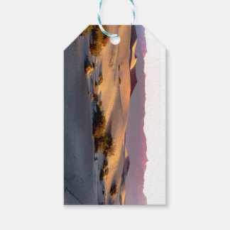Mesquite Flat sand dunes Death Valley Gift Tags