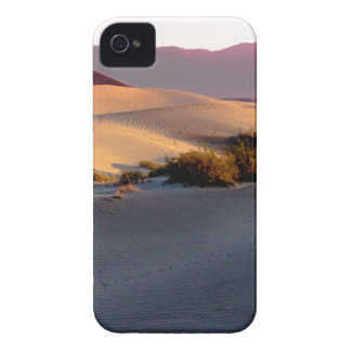 Mesquite Flat sand dunes Death Valley iPhone 4 Case