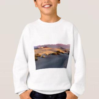 Mesquite Flat sand dunes Death Valley Sweatshirt