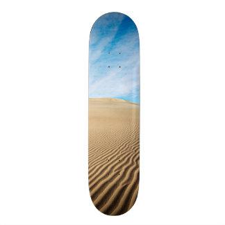 Mesquite Flats Sand Dunes Custom Skateboard