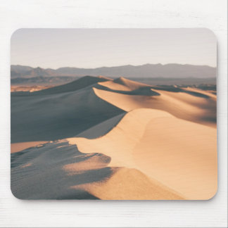 Mesquite Sand Dunes in Death Valley Mouse Pad