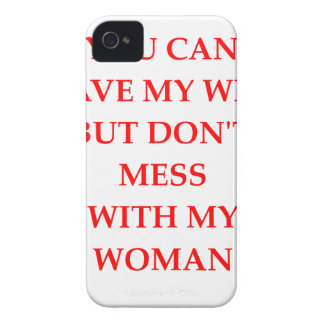 MESS Case-Mate iPhone 4 CASE