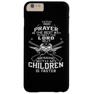 Mess With My Children Barely There iPhone 6 Plus Case