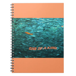 message motivationnel one of the kind carnets