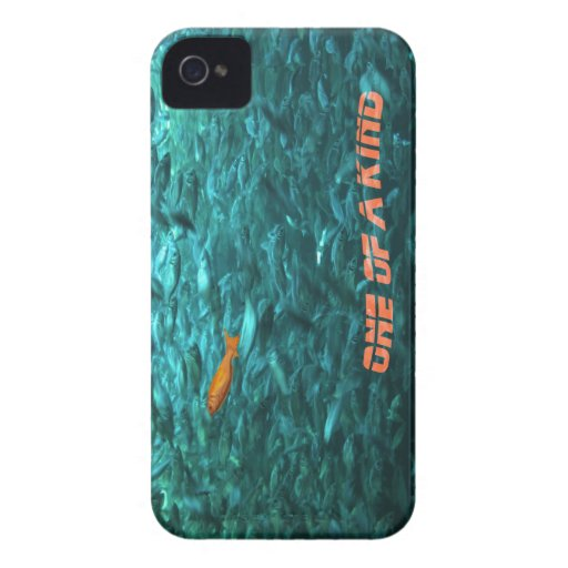 message motivationnel one of the kind coques iPhone 4