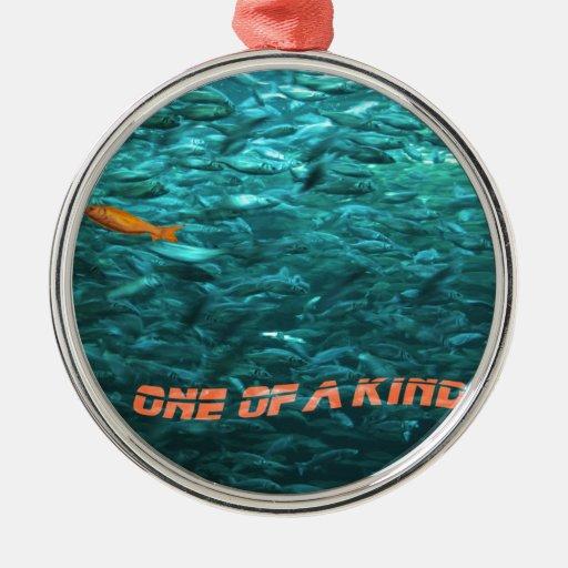 message motivationnel one of the kind décorations pour sapins de noël