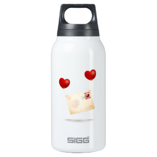Message of Love Insulated Water Bottle