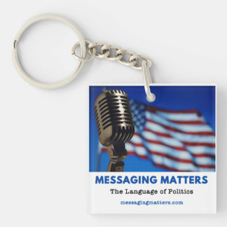 Messaging Matters Logo Keychain