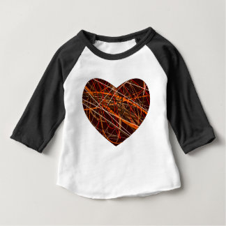 Messed heart baby T-Shirt