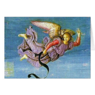 Messenger Angel Card